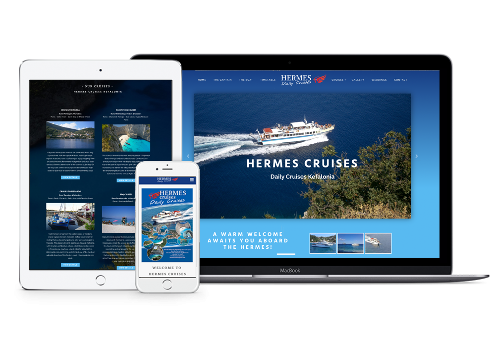 kefalonia website hermes cruises